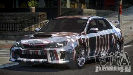 Subaru Impreza US S5 для GTA 4