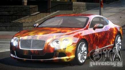 Bentley Continental PSI-R S5 для GTA 4