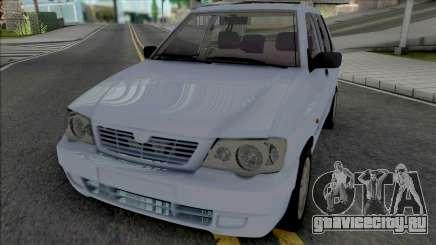 Saipa 111 SE для GTA San Andreas