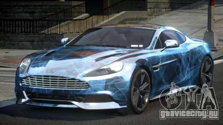 Aston Martin Vanquish US S10 для GTA 4