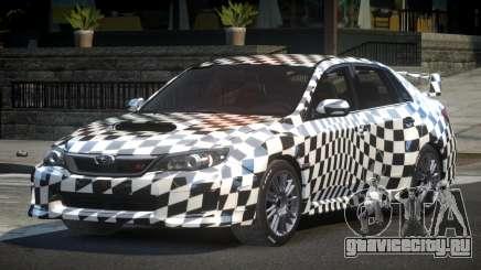Subaru Impreza US S2 для GTA 4