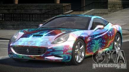 Ferrari California BS-R S1 для GTA 4