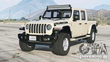 Jeep Gladiator Rubicon (JT) 2020〡add-on v1.1 для GTA 5