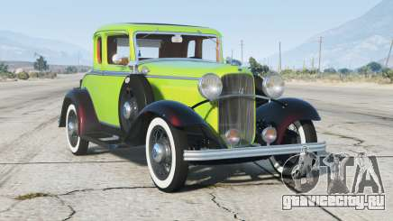 Ford V8 Five-Window coupe (18) 1932〡add-on для GTA 5