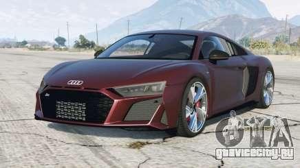 Audi R8 V10 2019〡add-on v1.2 для GTA 5