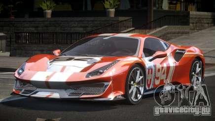 Ferrari 488 GT L9 для GTA 4