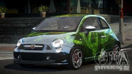 Fiat Abarth U-Style S4 для GTA 4