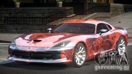 Dodge Viper BS-R S5 для GTA 4