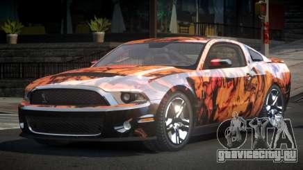 Shelby GT500 SP-U S2 для GTA 4