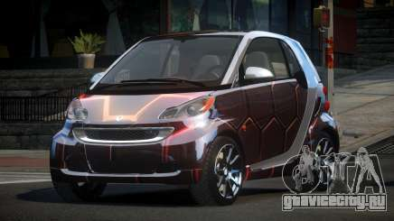 Smart ForTwo GS-U S8 для GTA 4