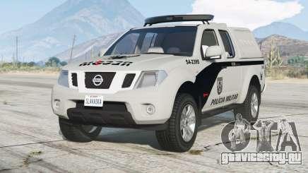 Nissan Frontier Crew Cab (D40) 2012〡PMERJ для GTA 5