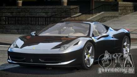 Ferrari 458 U-Style для GTA 4
