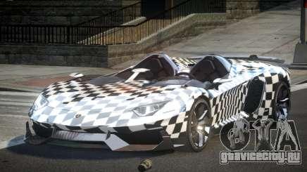 Lamborghini Aventador SP-S S4 для GTA 4
