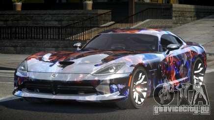 Dodge Viper BS-R S4 для GTA 4