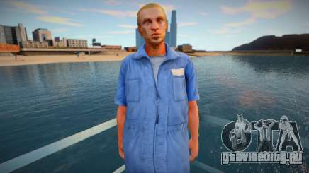 Improved Dwayne для GTA San Andreas