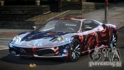 Ferrari F430 US S1 для GTA 4