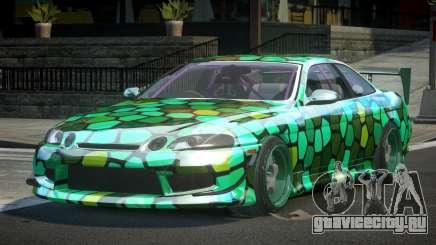 Toyota Soarer U-Style S7 для GTA 4