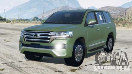 Toyota Land Cruiser 200 Executive (UZJ200) 2016 для GTA 5