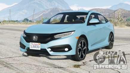 Honda Civic sedan (FC) 2016〡add-on для GTA 5