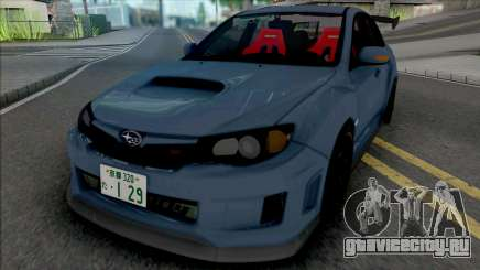 Subaru Impreza WRX STi [IVF] для GTA San Andreas