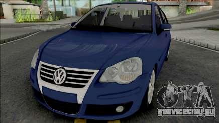 Volkswagen Polo Sedan 2010 Sportline для GTA San Andreas