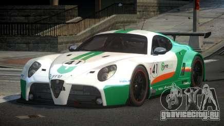 Alfa Romeo 8C Competizione GS-R S4 для GTA 4