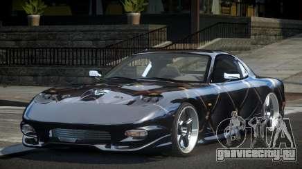 Mazda RX-7 U-Style S4 для GTA 4