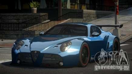 Alfa Romeo 8C Competizione GS-R для GTA 4