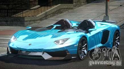Lamborghini Aventador SP-S S3 для GTA 4