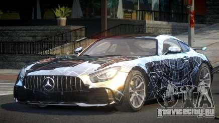 Mercedes-Benz AMG GT Qz S8 для GTA 4
