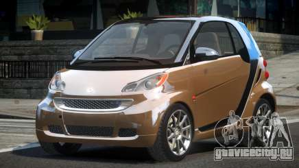 Smart ForTwo GS-U для GTA 4