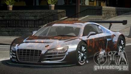 Audi R8 US S7 для GTA 4