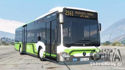Mercedes-Benz Citaro (O 530) 2018〡BizkaiBus v2.0 для GTA 5