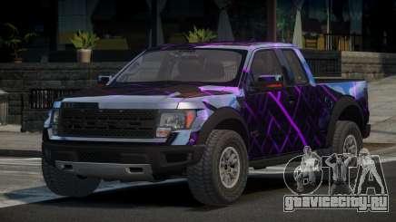 Ford F150 SP-U S9 для GTA 4