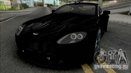 Aston Martin V12 Vantage (NFS Most Wanted) для GTA San Andreas