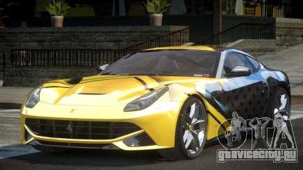 Ferrari F12 BS-R S10 для GTA 4