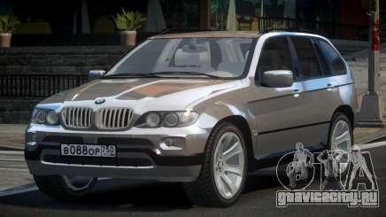 BMW X5 V.1.1 для GTA 4
