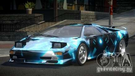 Lamborghini Diablo SP-U S4 для GTA 4