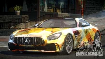 Mercedes-Benz AMG GT Qz S2 для GTA 4