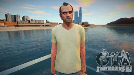 Trevor Skin для GTA San Andreas
