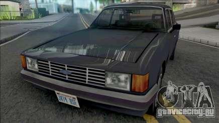 Chevrolet Opala 1983 [Improved] для GTA San Andreas