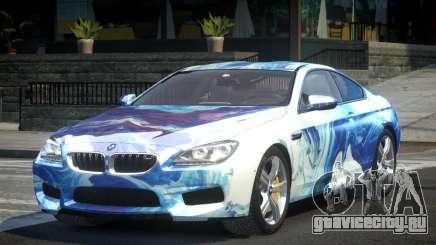 BMW M6 F13 US S10 для GTA 4