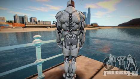 Cyborg from Injustice 2 для GTA San Andreas