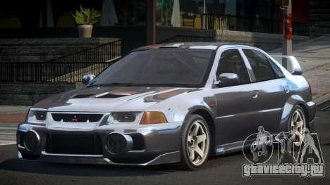 Mitsubishi Lancer VI U-Style для GTA 4