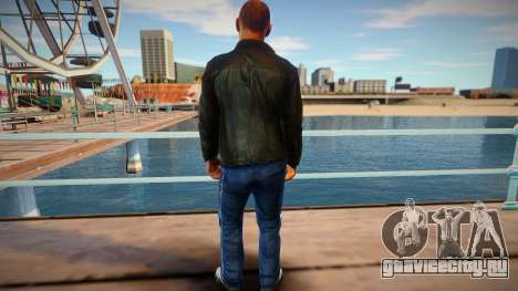 Русский рэкетир для GTA San Andreas