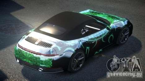 Porsche Carrera ERS S7 для GTA 4
