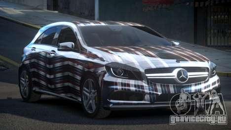 Mercedes-Benz A45 US S2 для GTA 4