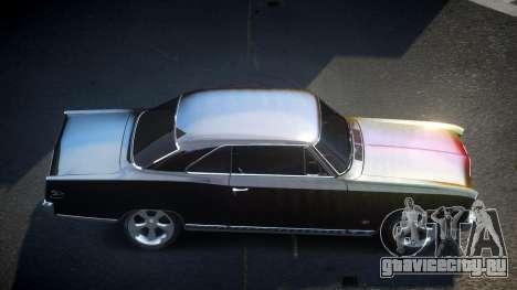 Chevrolet Nova PSI US S8 для GTA 4