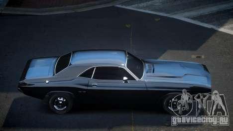 Dodge Challenger SP71 для GTA 4
