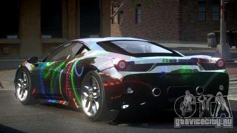 Ferrari 458 SP U-Style S5 для GTA 4